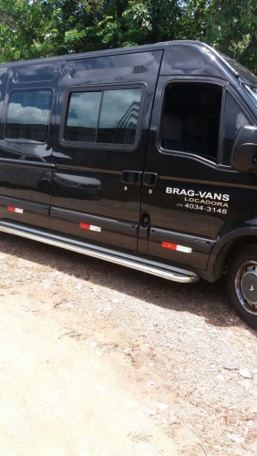 BRAGVANS  TRANSFER EXECUTIVO